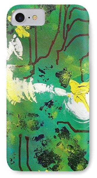 Abstract Phone Case by Kateryna Kurylo