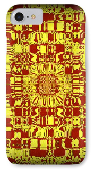 Abstract Series 10 Phone Case by J D Owen