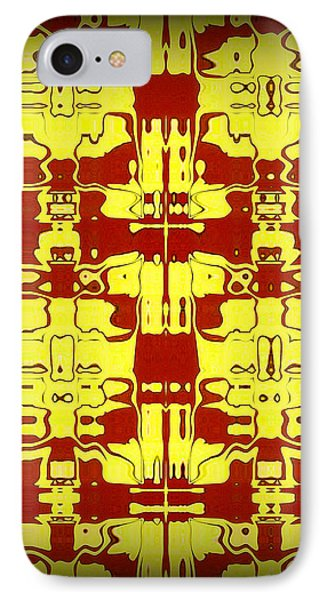 Abstract Series 5 Phone Case by J D Owen