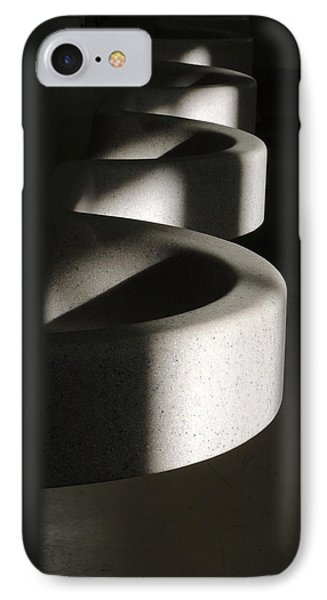 Abstractions IPhone Case by Allen Beilschmidt