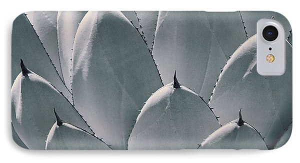 Agave Leaves Phone Case by Kelley King