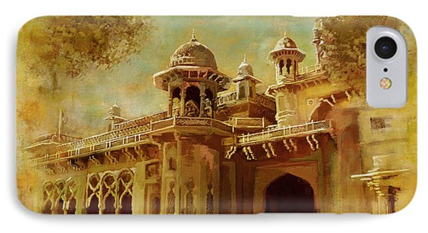 Aitchison College Phone Case by Catf