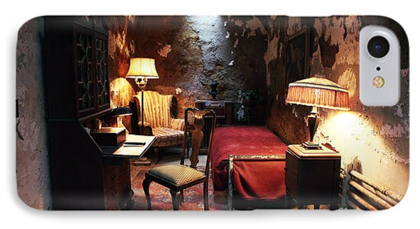 Al Capone's Cell Phone Case by John Rizzuto