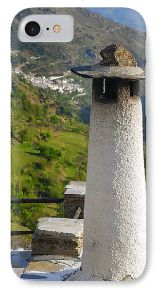 Alpujarras In Granada Phone Case by Guido Montanes Castillo
