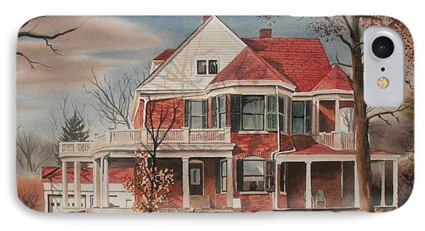 American Home IIi Phone Case by Kip DeVore