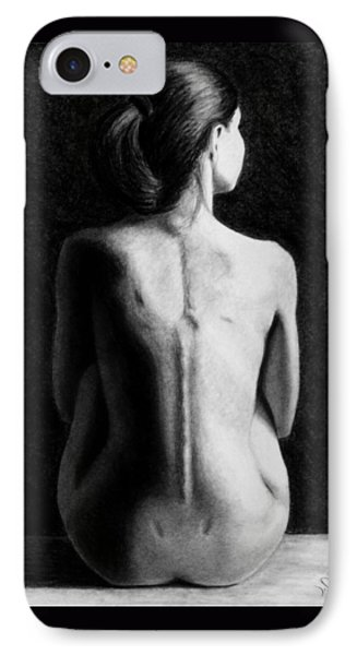 Ana In Waiting  IPhone Case