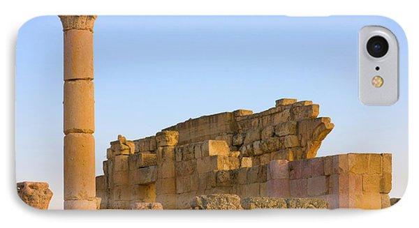 Ancient Jerash Ruins, Amman, Jordan IPhone Case