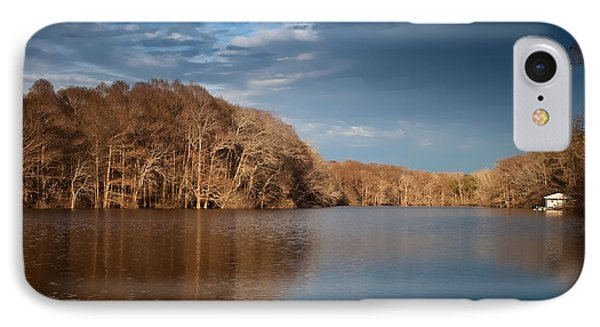 Apalachicola River  Phone Case by Debra Forand