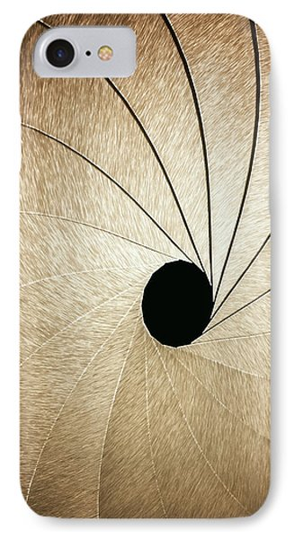 Aperture IPhone Case by Ktsdesign