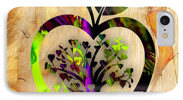 Apple Tree IPhone Case by Marvin Blaine