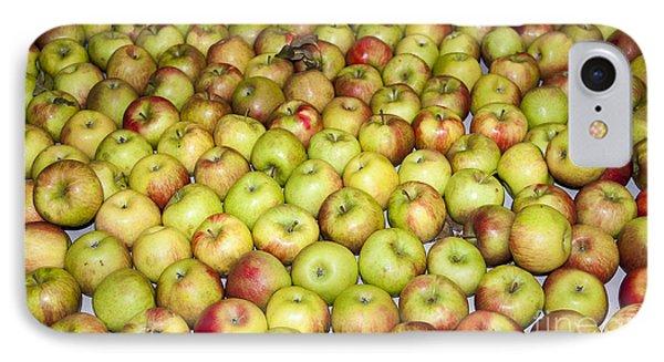 Apples Phone Case by Steven Ralser