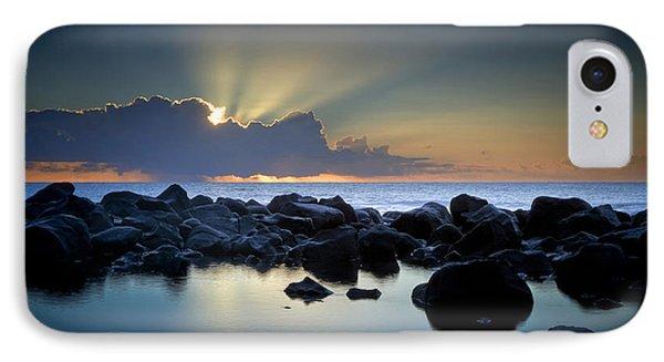 Aqua Marine IPhone Case