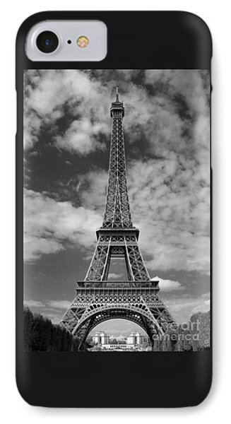 Architectural Standout Bw IPhone Case