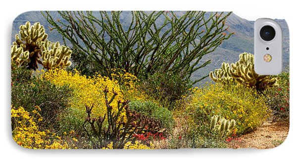 Arizona Springtime IPhone Case by Marilyn Smith