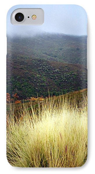 As The Fog Lifts IPhone Case by Cora Wandel