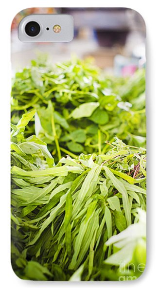 Asian Market Vegetable Phone Case by Tuimages
