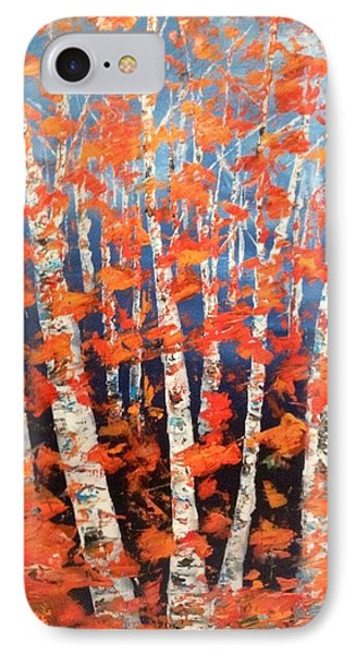 Aspen Abstract IPhone Case