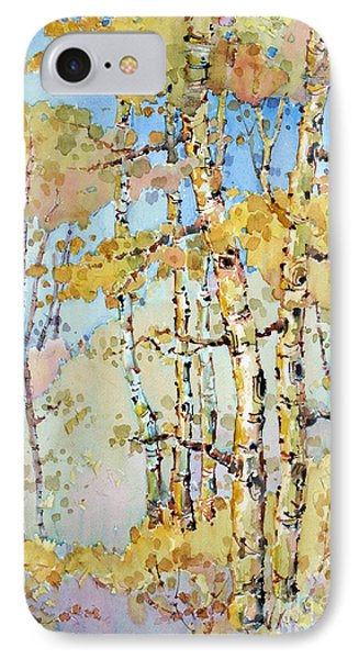 Aspen Color IPhone Case by Joyce Hicks
