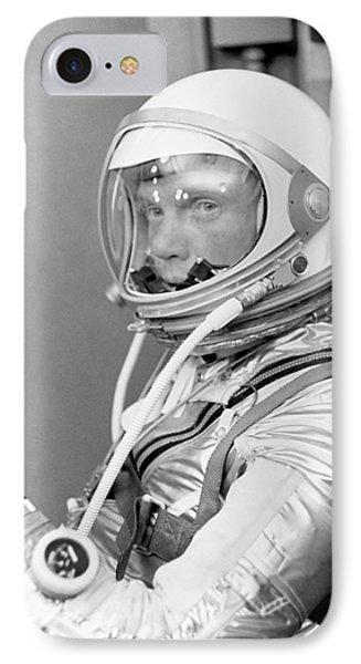 Astronaut John Glenn IPhone 7 Case
