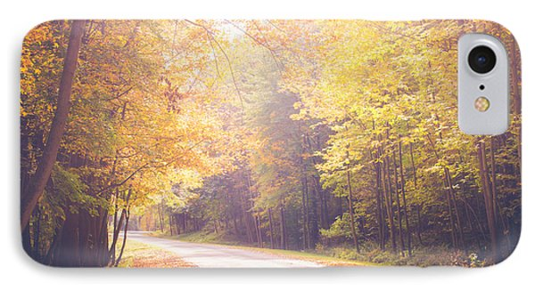 Autumn Light IPhone Case by Sara Frank