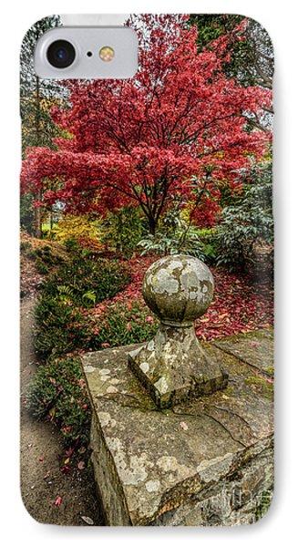 Autumn Path Phone Case by Adrian Evans