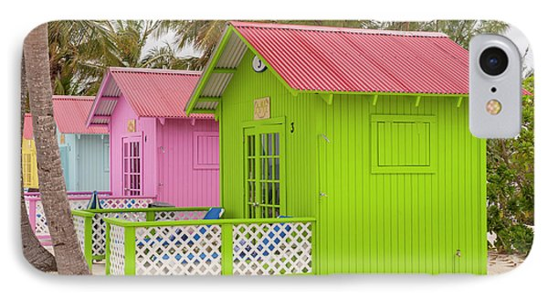 Bahamas, Eleuthera, Princess Cays IPhone Case by Lisa S. Engelbrecht