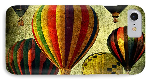 Balloons Phone Case by Mark Ashkenazi