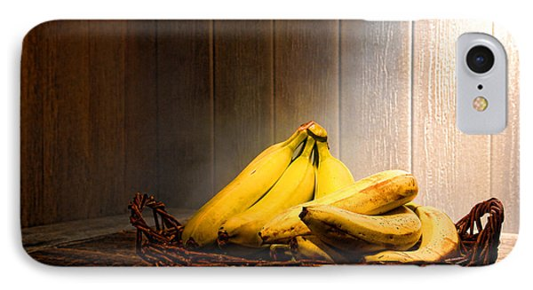 Bananas Phone Case by Olivier Le Queinec