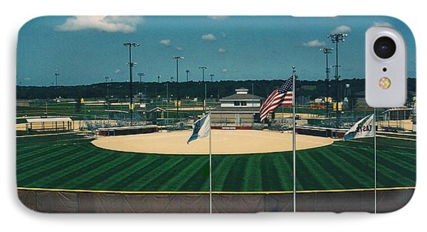 Baseball Diamond IPhone Case