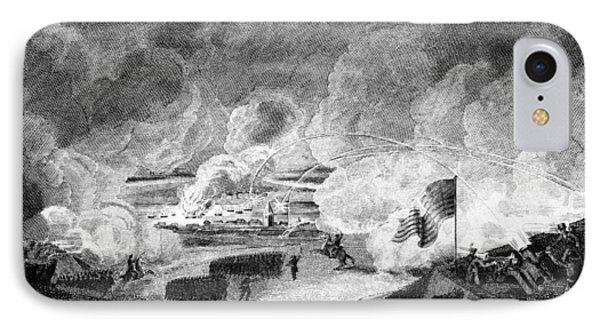 Battle Of Yorktown, 1781 IPhone Case by Granger