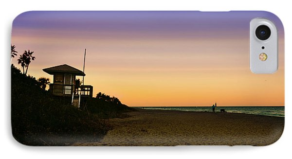 Beach Shack IPhone Case