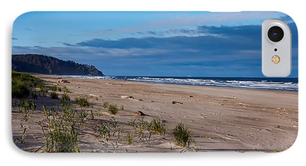 Beach View IPhone Case by Robert Bales
