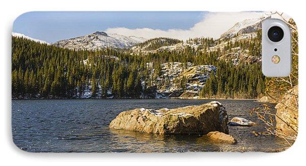 Bear Lake - Rocky Mountain National Park Colorado Phone Case by Brian Harig