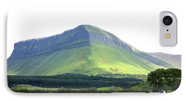 Ben Bulben IPhone Case by Charlie Brock
