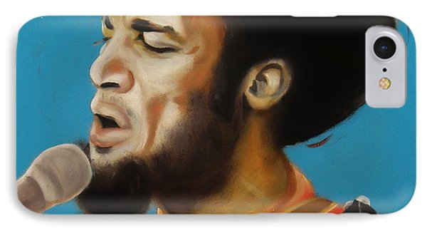Ben Harper IPhone Case by Matt Burke