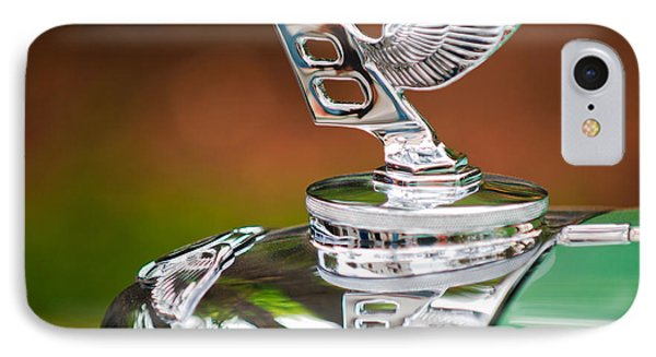 Bentley Hood Ornament IPhone Case