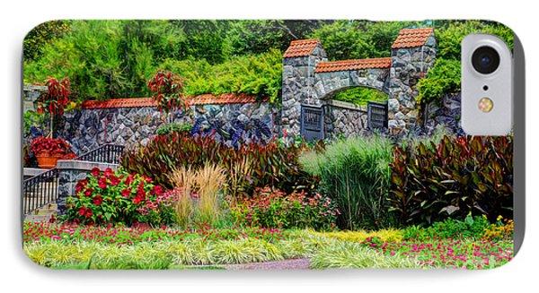Biltmore Gardens IPhone Case by Savannah Gibbs