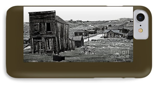 IPhone Case featuring the photograph Bodie California by Nick  Boren