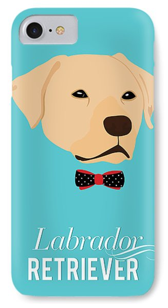 Bowtie Dogs Phone Case by Popiko Shop