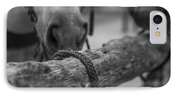 Braided Rope Phone Case by Amber Kresge