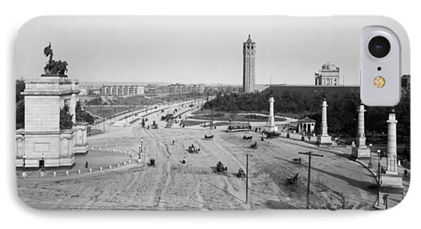 Brooklyn Grand Army Plaza IPhone Case by Granger