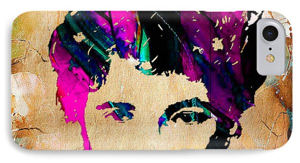 Bruce Springsteen Painting IPhone Case by Marvin Blaine