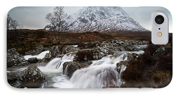 Buachaille Etive Mor IPhone Case by Stephen Taylor