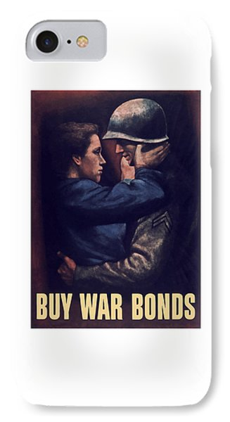 Buy War Bonds Phone Case by War Is Hell Store
