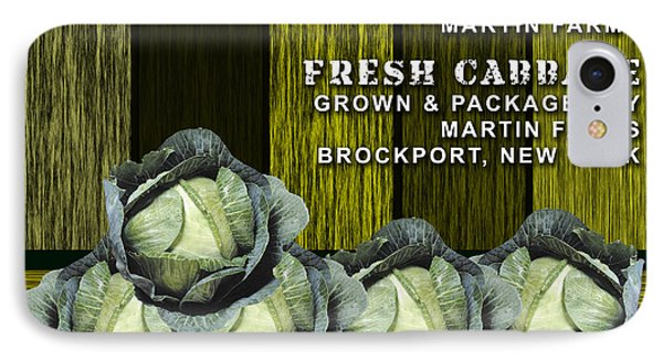 Cabbage Farm IPhone Case by Marvin Blaine