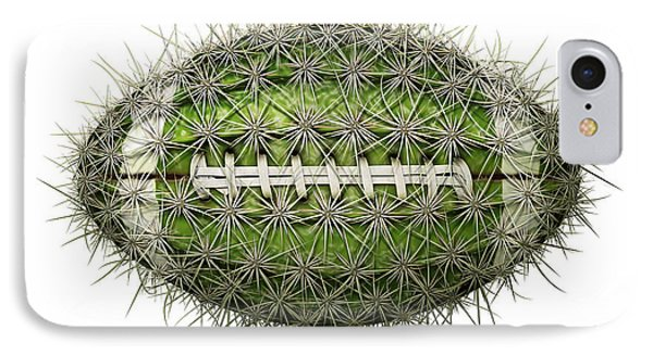 Cactus Football IPhone Case