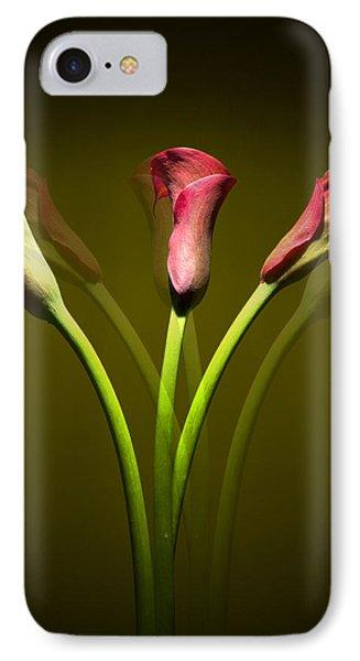 Cala Lily IPhone Case by Mark Ashkenazi