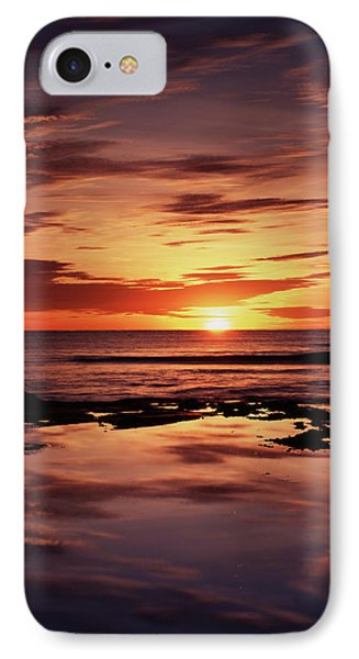 California, San Diego, Sunset Cliffs IPhone Case by Christopher Talbot Frank