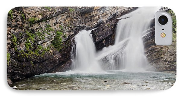 Cameron Falls IPhone Case by Dee Cresswell
