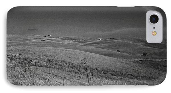 Tarquinia Landscape Campaign IPhone Case